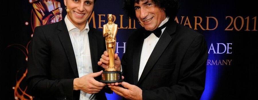 Christian Glade Auszeichnung