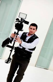 Nicolás Sagrado cinematógrafo de bodas