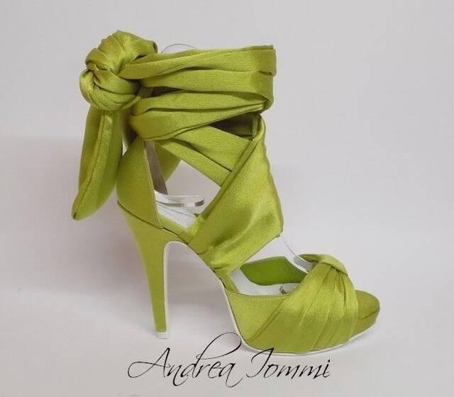 47913250251e Scarpe da sposa Andrea Iommi - Recensioni