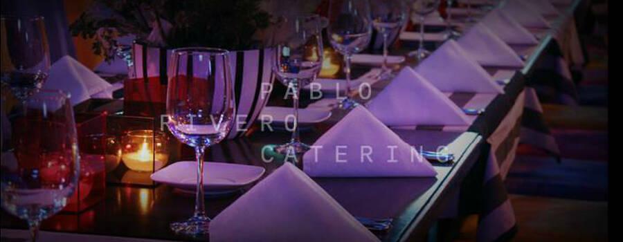 Pablo Rivero Catering en Zapopan.