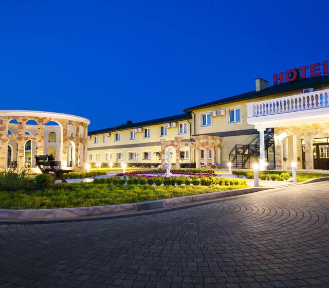 Hotel & Restauracja Coloseum