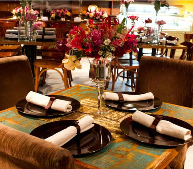Restaurante Graciliano. Foto: Farley Ladeia