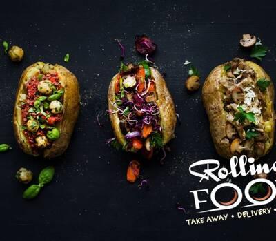 gefüllte baked potatoes
