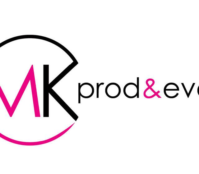 Logo - mk prod & event - dj - paris