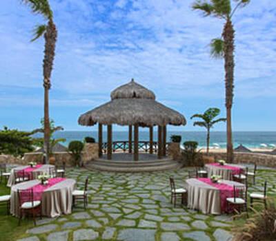 Boda en Los Cabos en el hotel Sheraton