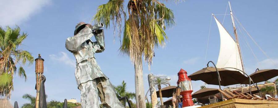 Club de Playa Capitán Dulche & Marina para que celebres tu boda en Cancún