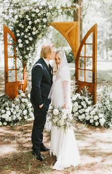 Mariage Kate & Clint ©Molly Jo Collection
