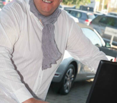 Beispiel: DJ Smock, Foto: DJ Smock.