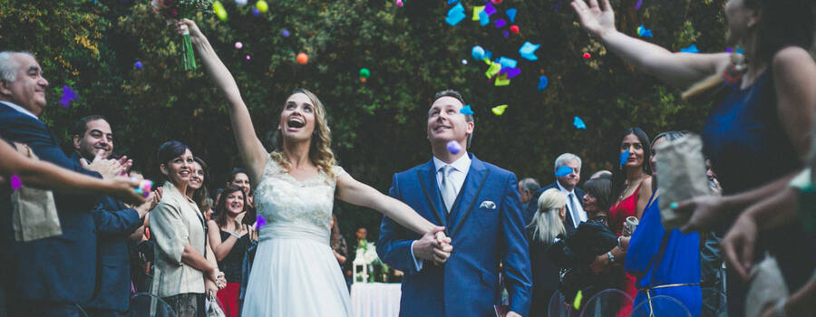 Matrimonio Pía & Juan Carlos -  Novack Wedding Planner