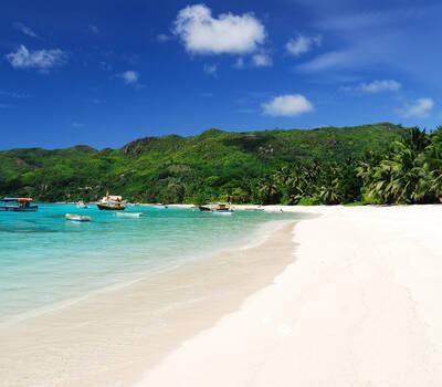 Seychelles Attitude plage