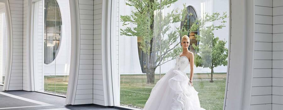 Beispiel: Neue Kollektionen, Foto: Mery's Couture Aarau.