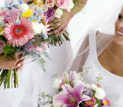 Beispiel: Braut, Foto: Celebrating Moments.