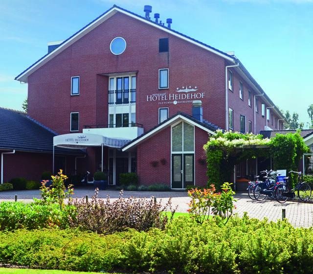Bron: Hotel-Restaurant Heidehof