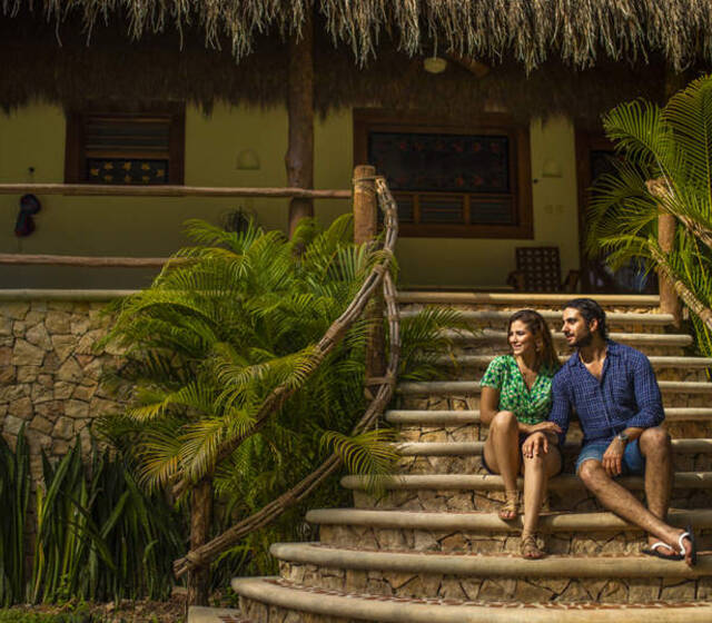 Hotel Mayaland Lodge Chichén Itzá