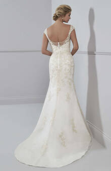 'Vogue' Wedding Gown
