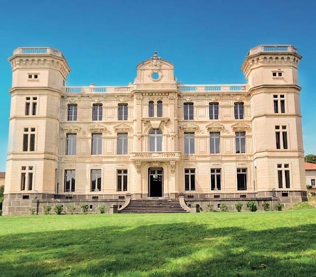 Le Château de Sériège