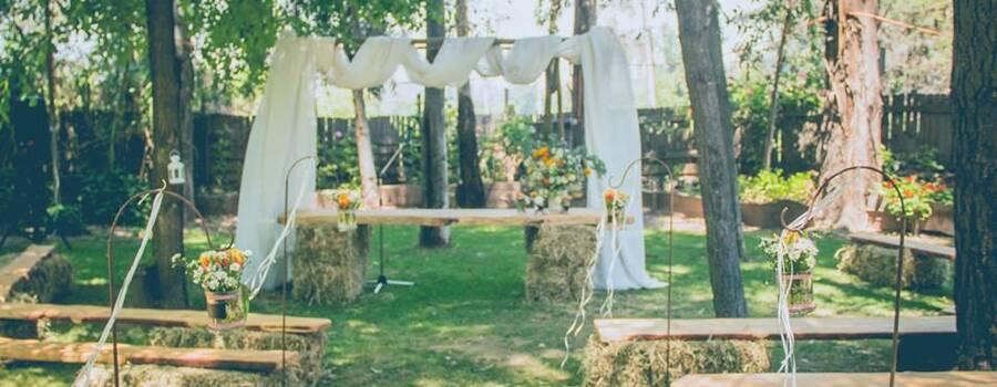 Zona para ceremonias