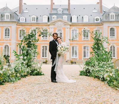 Chateau de Carsix mariage