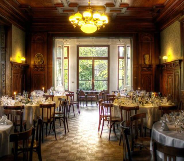 "Beispiel: Saal, Foto: ""Villa Rosental""."