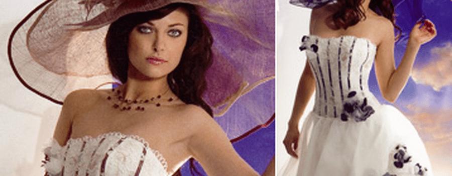 Beispiel: Brautkleider, Foto: astra amoris.