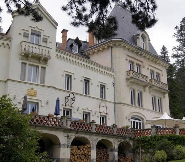 ©Gîte du Château de la Chomette