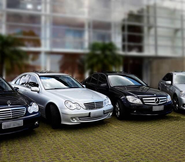 Só Mercedes