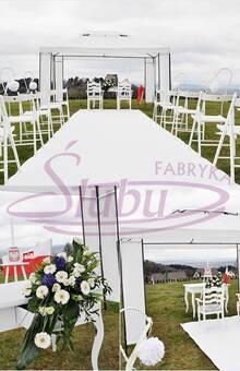 Ślub w plenerze www.fabrykaslubu.pl