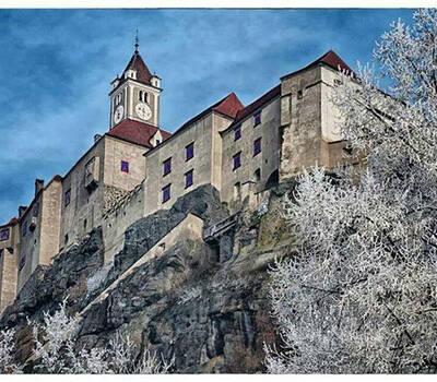Beispiel: Außenansicht, Foto: Burg Riegersburg.