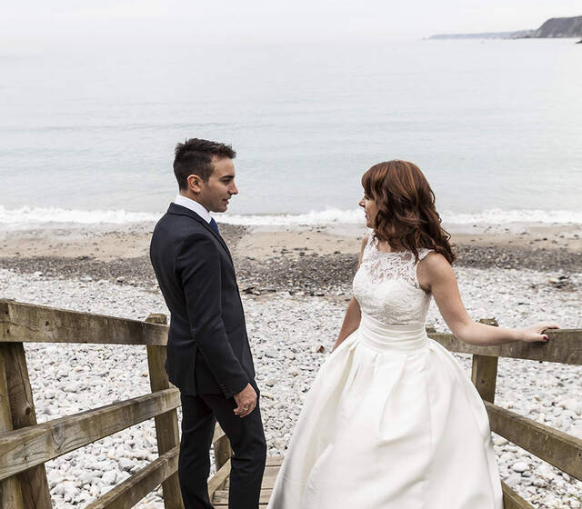 Post boda en Asturias. Nacho & Sary. ©ángelagonzálezfotografía
