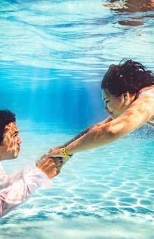 Inmersión de amor