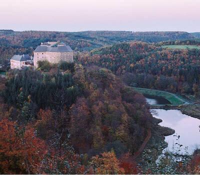 Beispiel: Ritterburg Lockenhaus, Foto: Ritterburg Lockenhaus.
