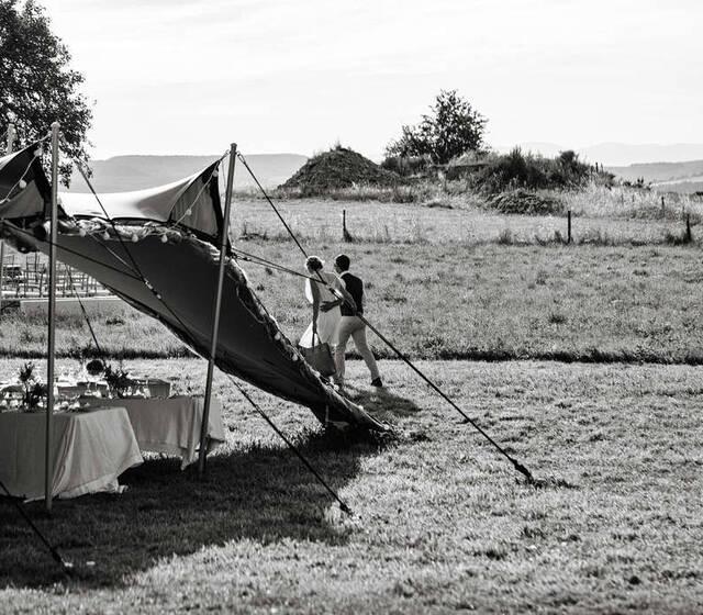 ©RenonLocation - location tente mariage et mobilier
