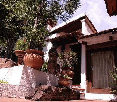 Hotel para bodas en Morelia - Foto Casa de la Loma