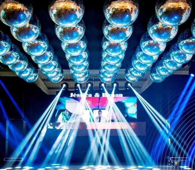 A melhor e mais Top estrutura de som e iluminação para o seu Casamento!