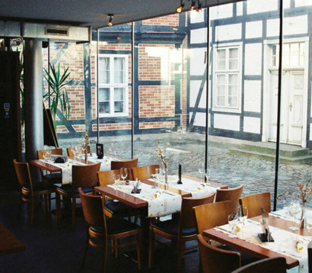 Beispiel: Lounge, Foto: Domhof Schwerin.