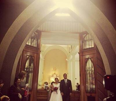 Bella salida. Alvaro y Pilar