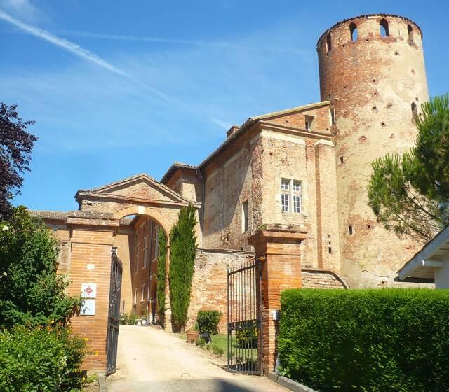 Bienvenue au Château de Launac !