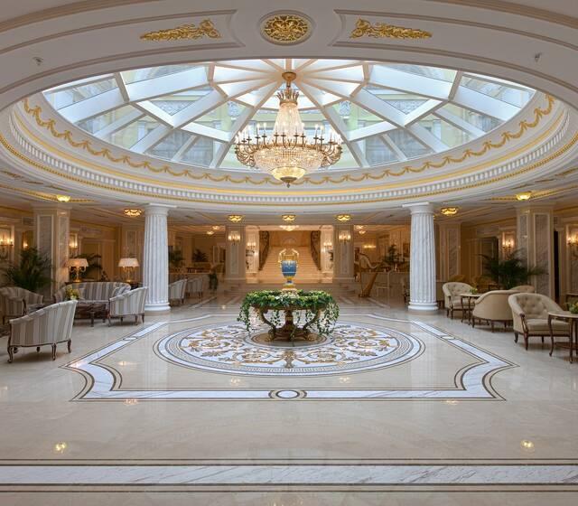 Лобби (бесплатная фотосессия для гостей Отеля)