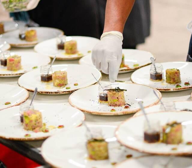 i Latina Banquetes