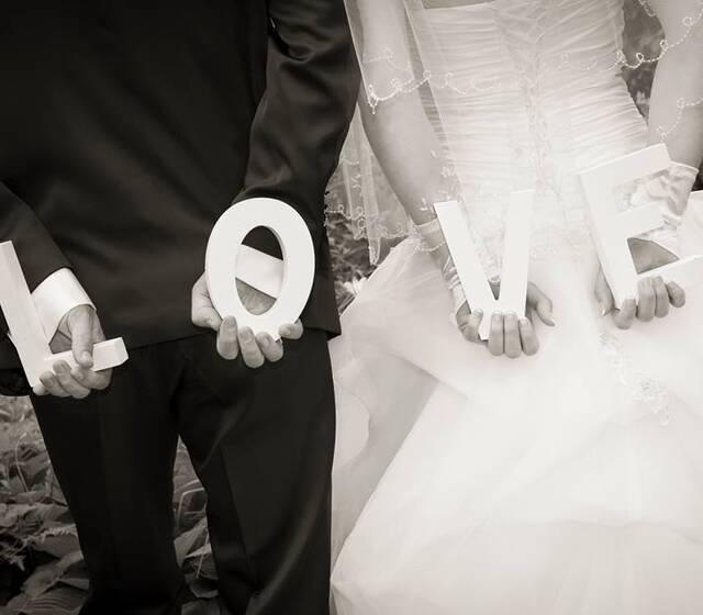 Beispiel: Hochzeitsfotografie, Foto: JA - Der Hochzeitsplaner.