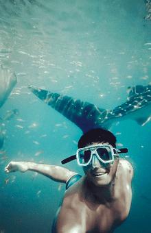 Caméra sportive waterproof