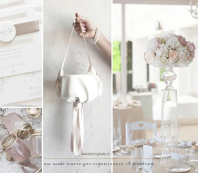 Coordinati di nozze personalizzati - Wedding Lab