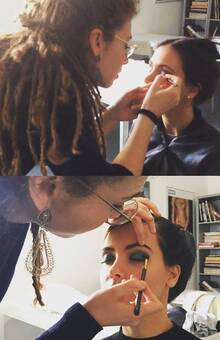 Bianca del Giudice Make-Up Artist