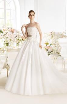 Vestido de novia Monterrey de Casa Iza Novias