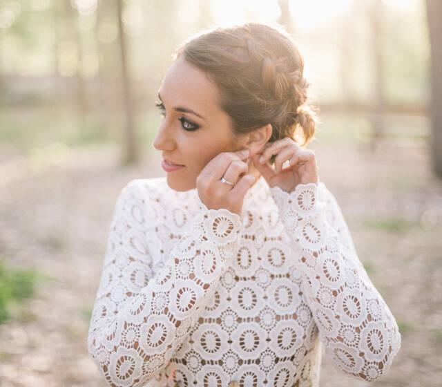 Editorial y Shotting Wedding -Laura Cazorla