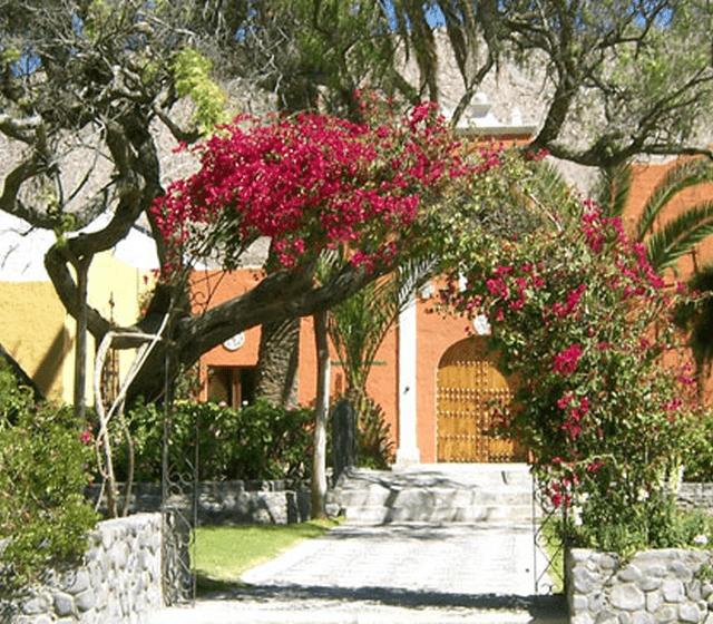 La mansión del Fundador