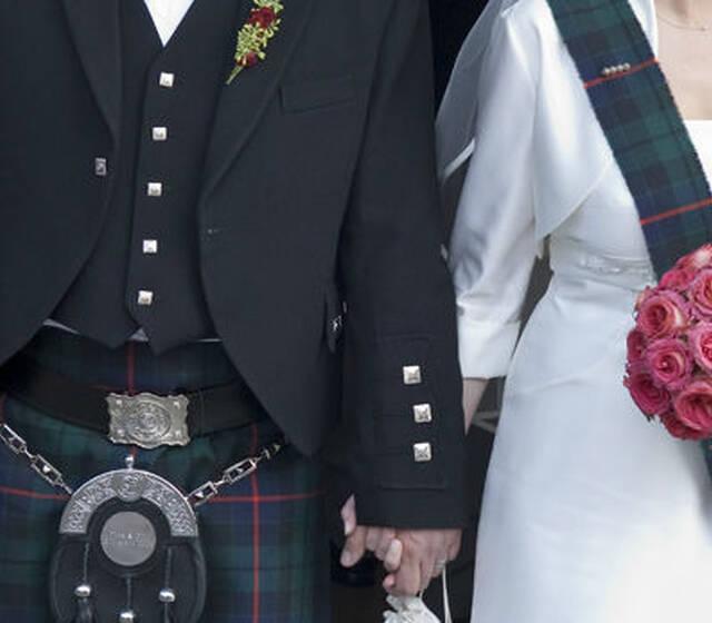 Beispiel: Ihre Hochzeitsfloristik, Foto: Blumenbinder Trittmacher.