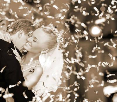 Beispiel: Brautpaar, Foto: Marry4love.