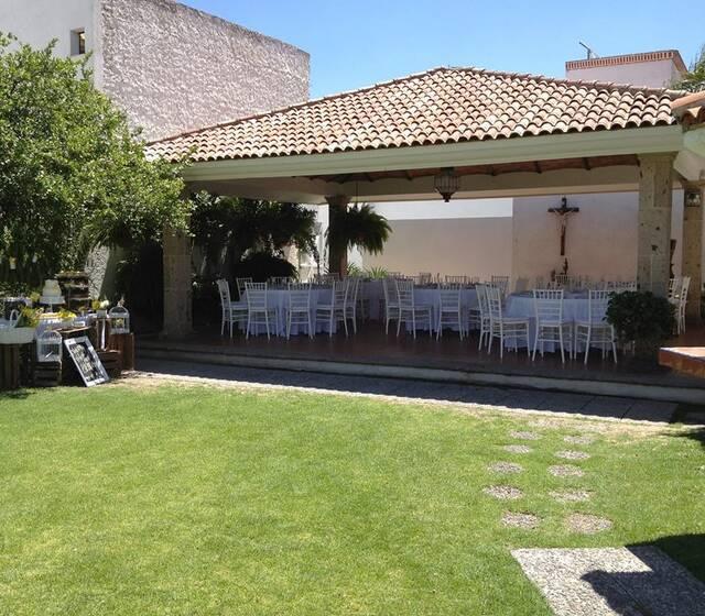 Jardín La Terraza