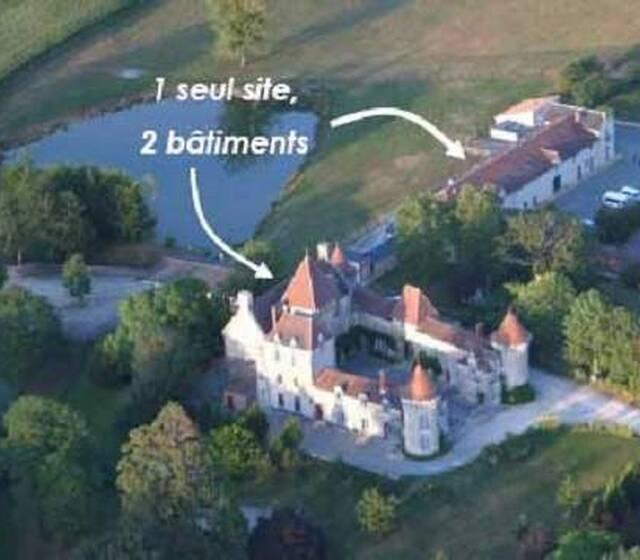 © Château de la Filolie